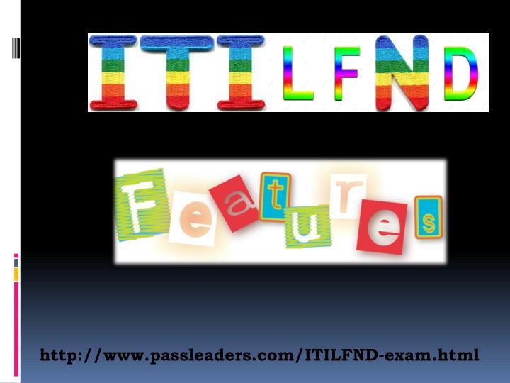 http://www.passleaders.com/ITILFND-exam.html