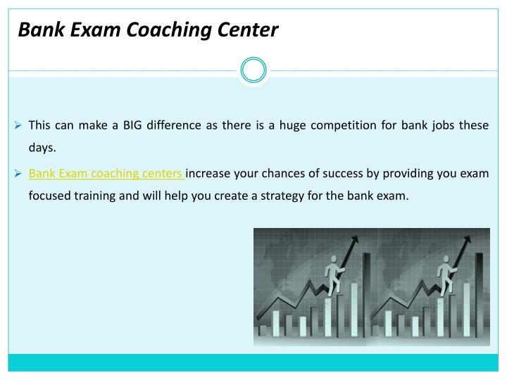 Bank Exam Coaching Center