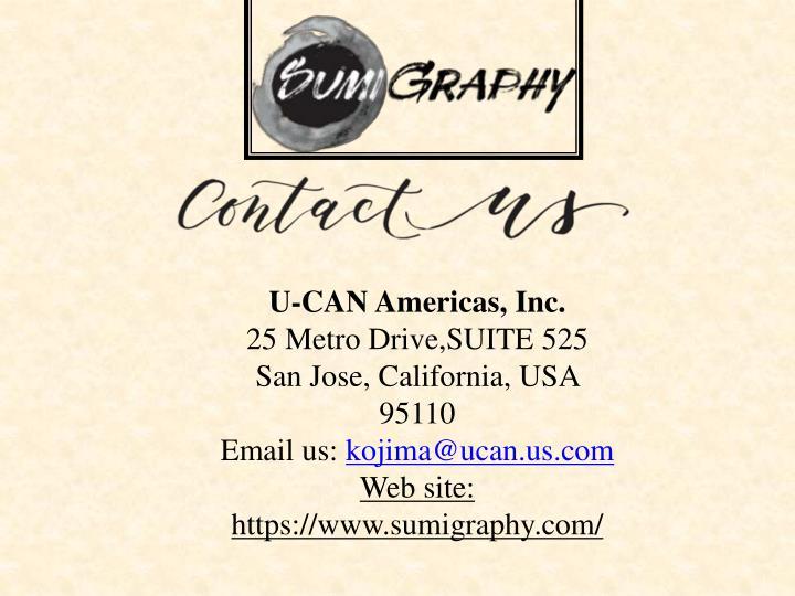 U-CAN Americas, Inc.