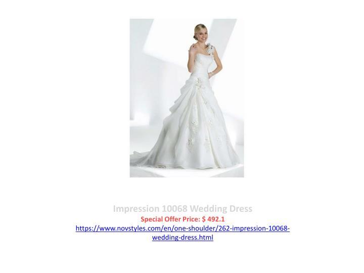 Impression 10068 Wedding Dress