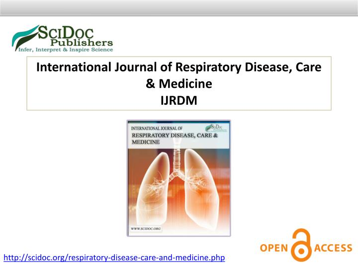 Respiratory Therapy reporting information essay topics