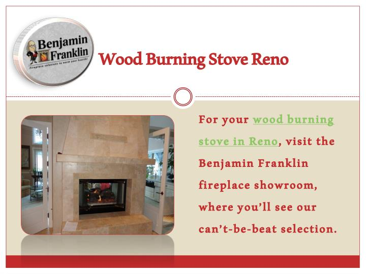 Wood Burning Stove Reno