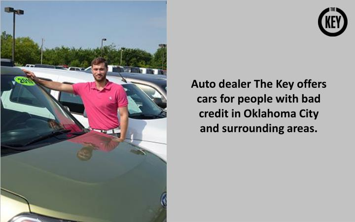 Auto dealer The Key offers