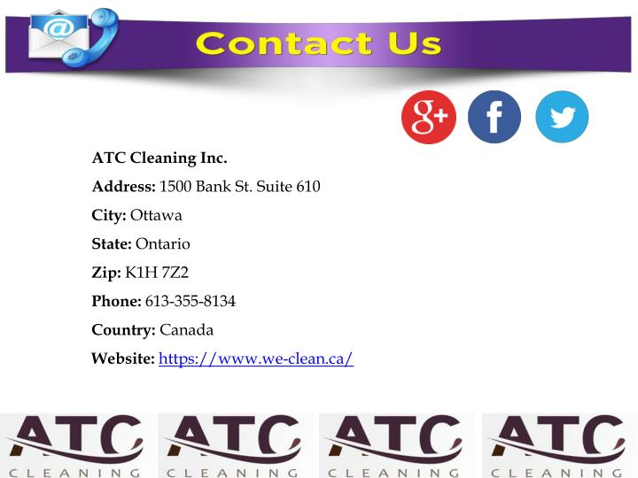 ATC Cleaning Inc.