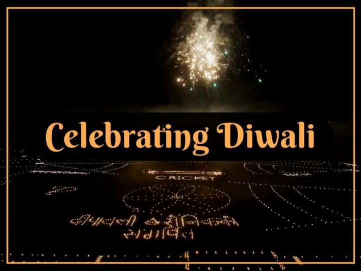 Observing Diwali