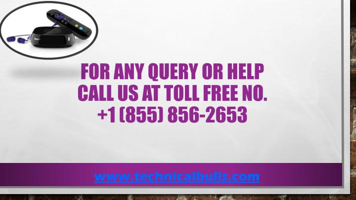 For Any Query or Help