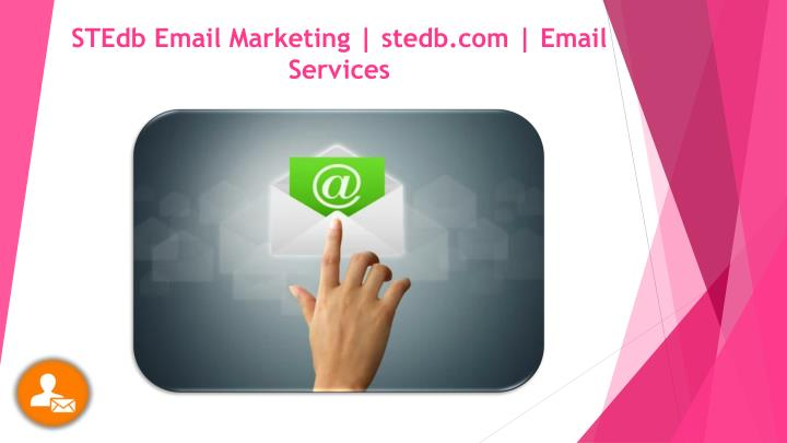 Stedb email marketing stedb com email services2