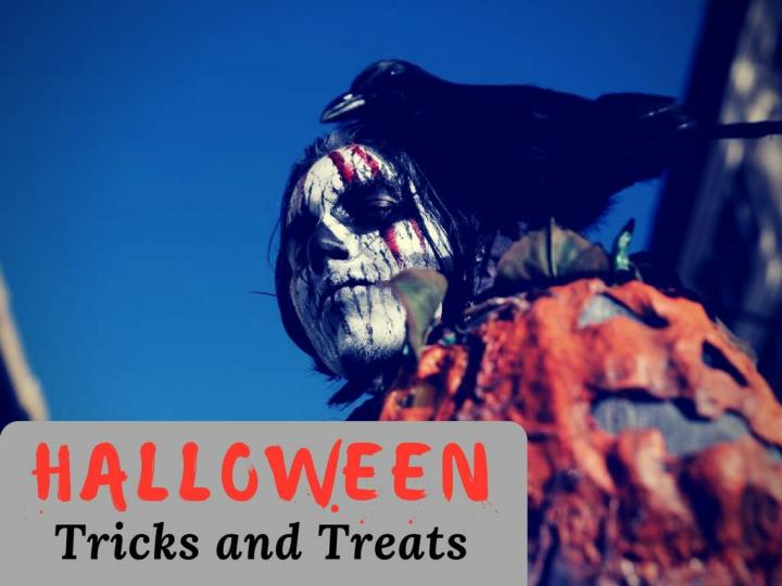 Halloween traps and treats