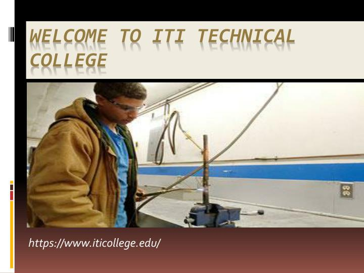 Welcome to iti technical college