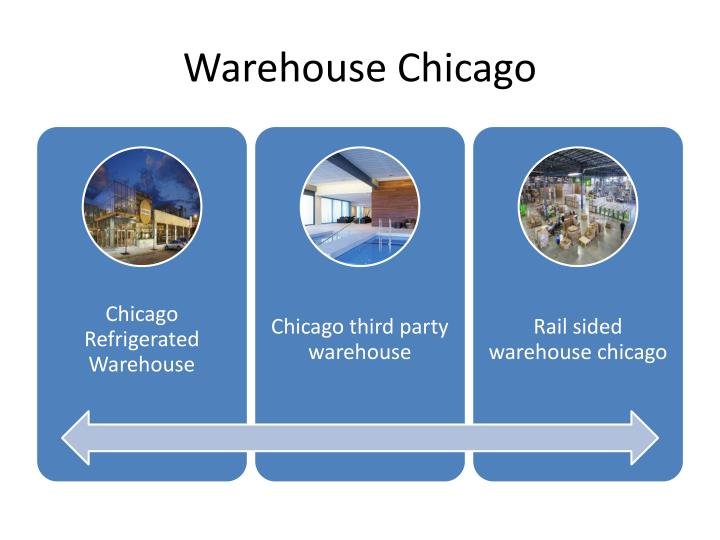 Warehouse Chicago