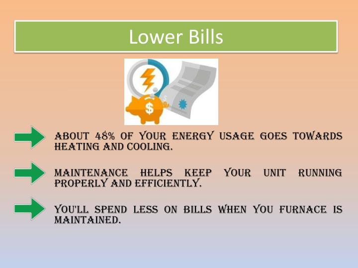 Lower Bills