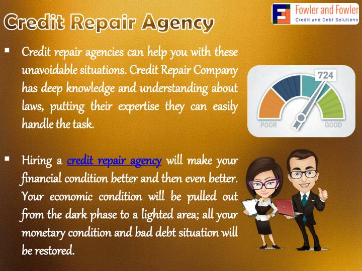 Credit Repair Agency