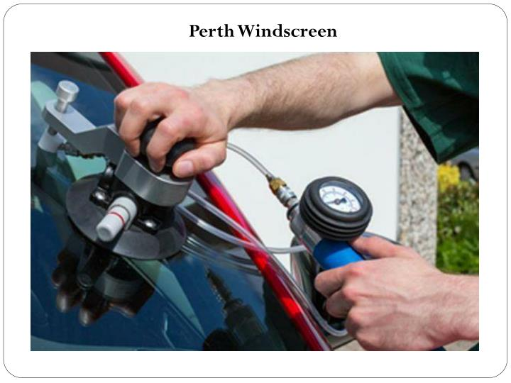 Perth Windscreen