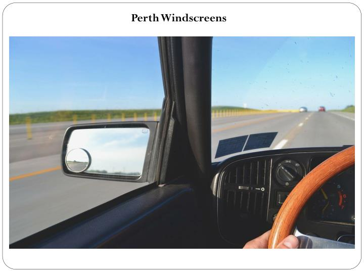 Perth Windscreens