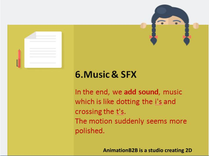 AnimationB2B is a studio creating 2D