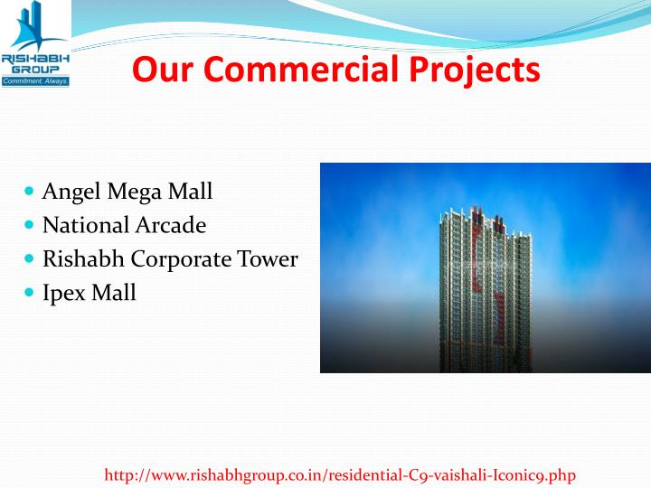 Our Commercial Projects