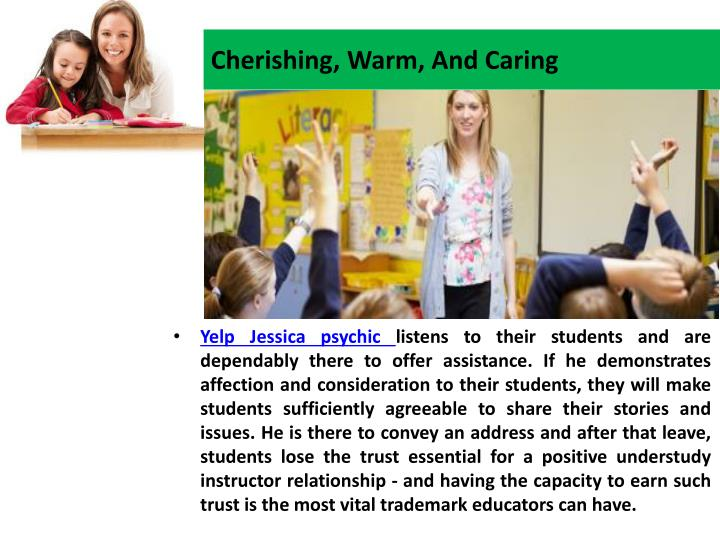 Cherishing, Warm, And Caring