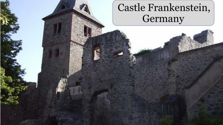Castle Frankenstein,