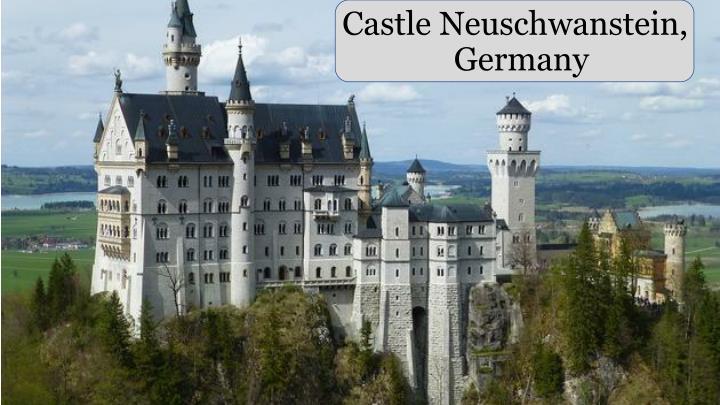 Castle Neuschwanstein,