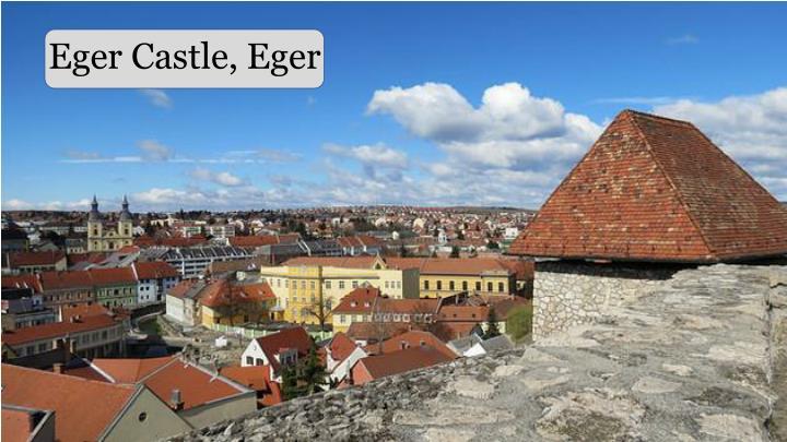 Eger Castle, Eger