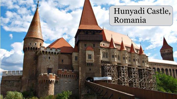 Hunyadi Castle,