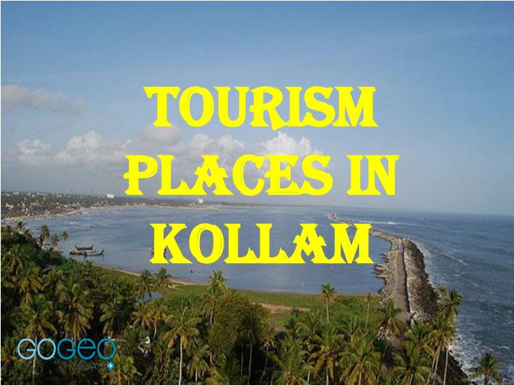 Tourism Places in Kollam