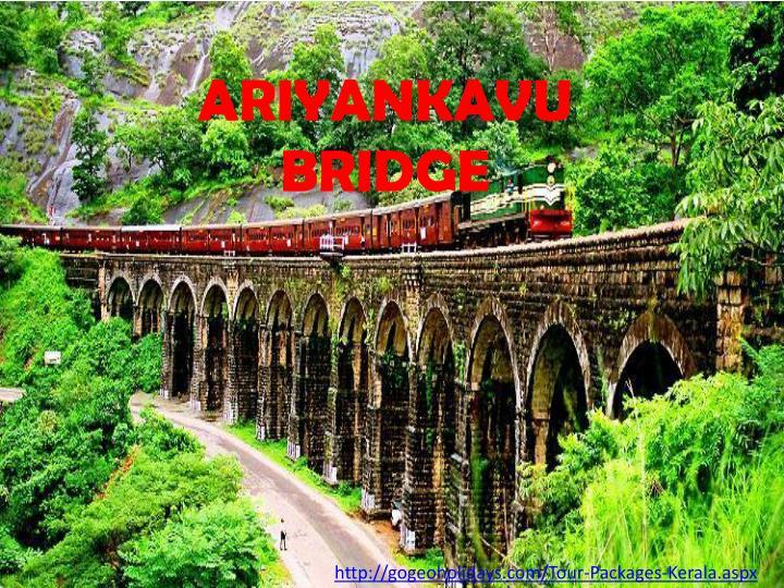 ARIYANKAVU BRIDGE