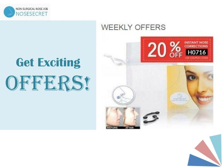 Get exciting offers