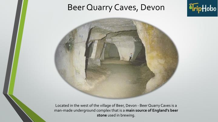 Beer Quarry Caves, Devon