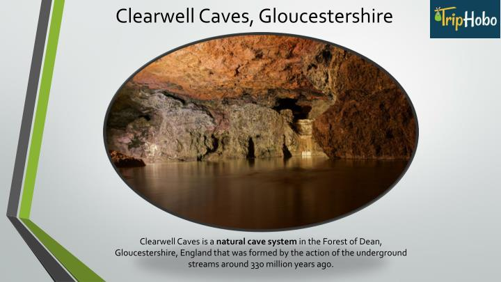 Clearwell Caves, Gloucestershire