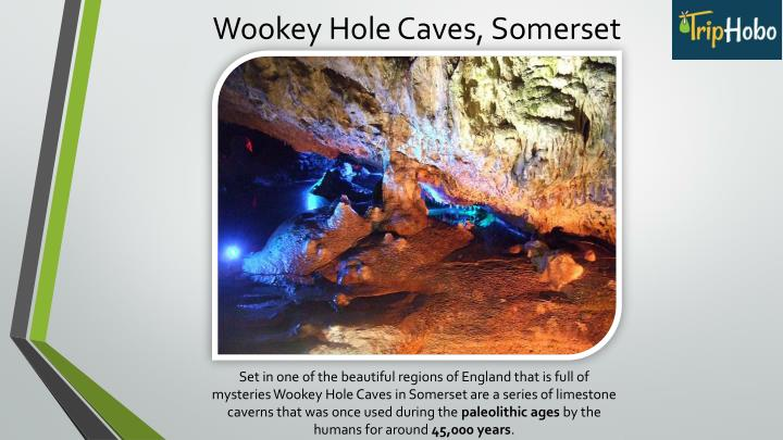 Wookey Hole Caves, Somerset