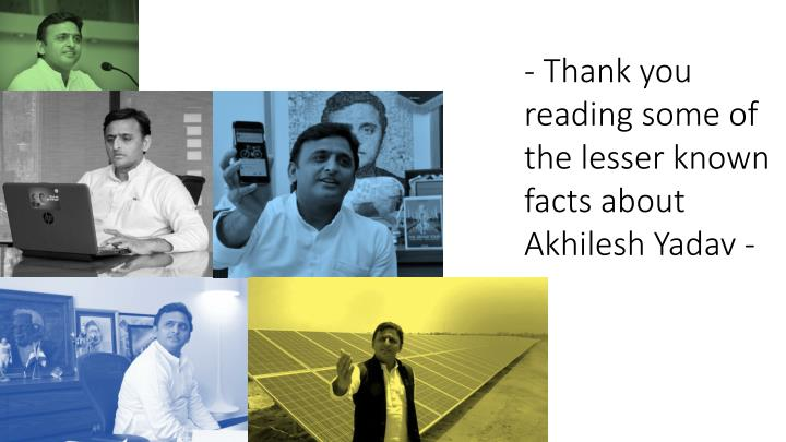 - Thank you reading some of the lesser known facts about