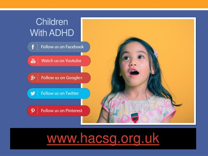 Children With ADHD
