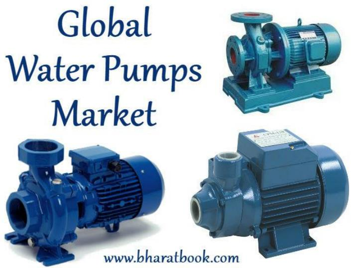 Global water pumps market research report
