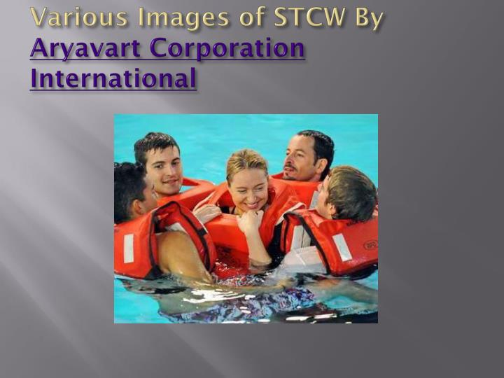 Various Images of STCW By