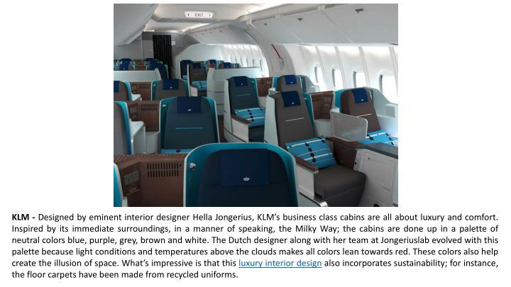 KLM -