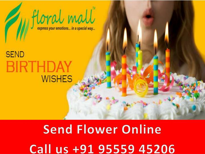 Send Flower Online