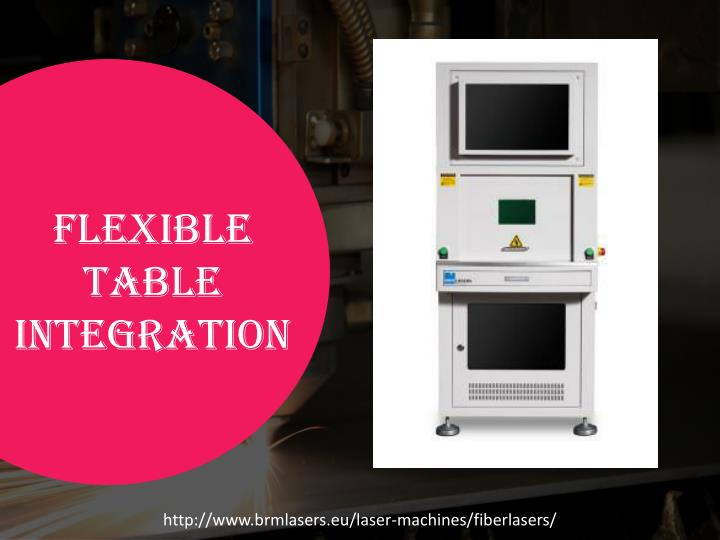 Flexible Table Integration