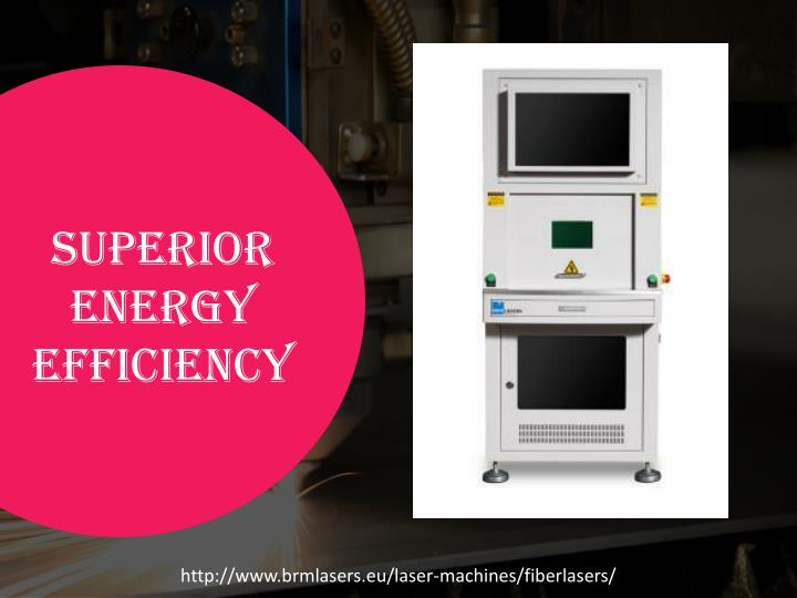 Superior Energy Efficiency