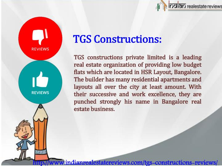 TGS Constructions: