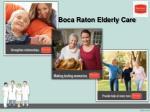 boca raton elderly care