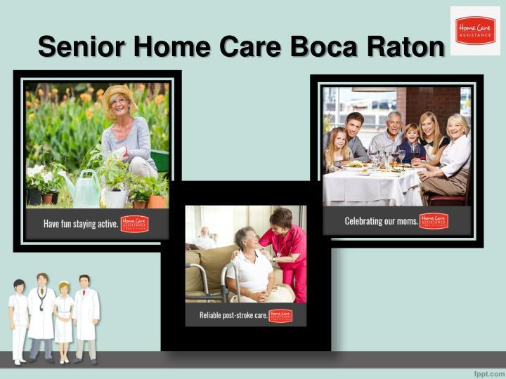 Senior Home Care Boca Raton