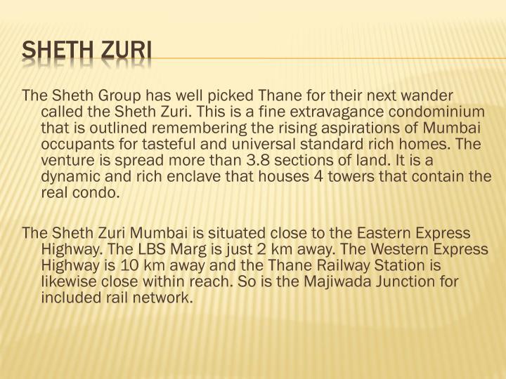SHETH ZURI