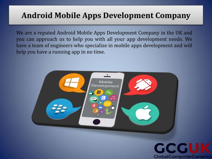 Android Mobile Apps Development Company