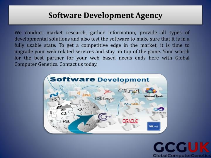 Software Development Agency