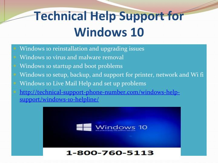 Technical Help Support for