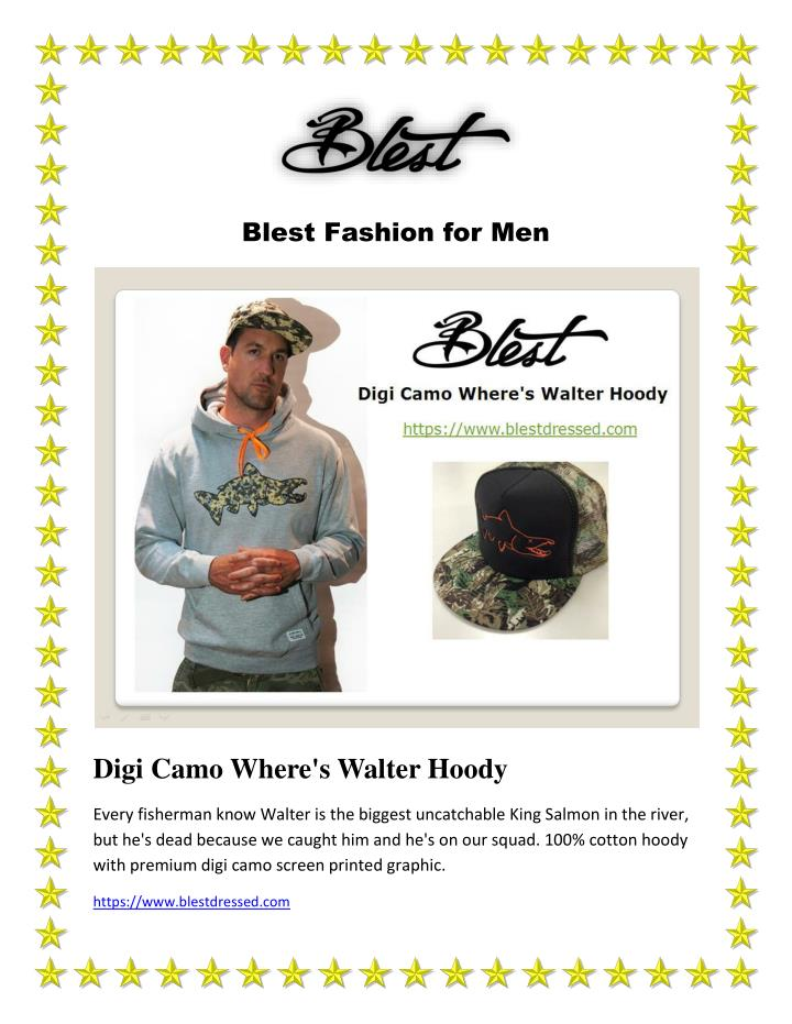 Blest Fashion for Men