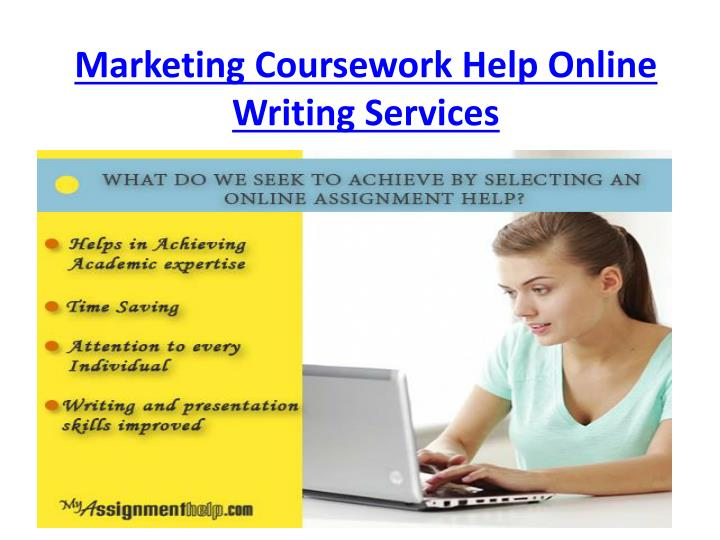 Coursework writing services