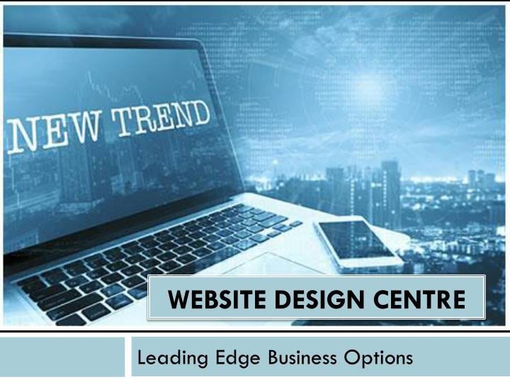 WEBSITE DESIGN CENTRE