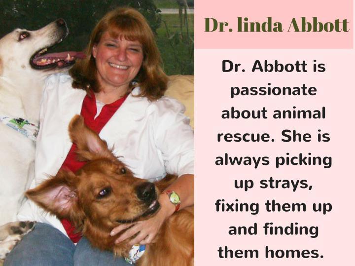 Dr. linda Abbott